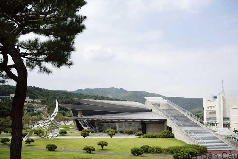 Đại học Kyonggi Hàn Quốc