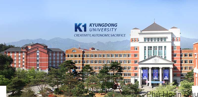 Đại học Kyung Dong Hàn Quốc - Chi tiết về ngành học, học phí, học bổng