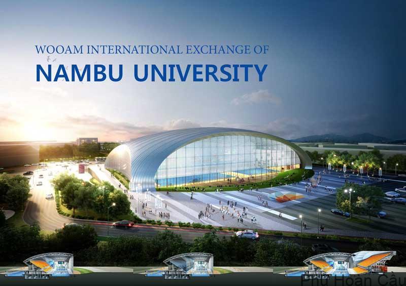 Đại học Nambu Hàn Quốc – ngôi trường có tỷ sinh viên có việc làm hơn 95%