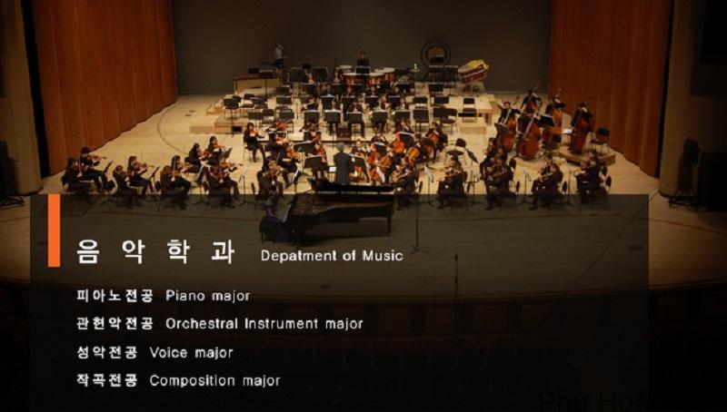 Đại học Nghệ thuật Busan
