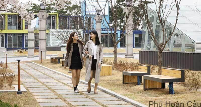 Đại học nữ Hanyang có 2 cơ sở chính tại Seongdong-gu, Seoul và Sangnok-gu, Ansan