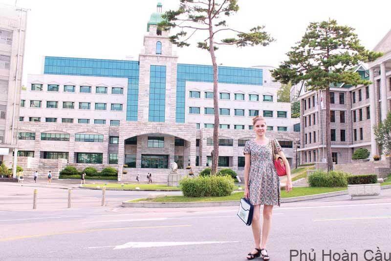 Đại học nữ Hanyang được thành lập vào năm 1939