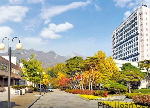Đại học Tổng hợp Kookmin