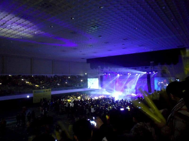 Đại nhạc hội được người Việt tổ chức tại Ansan Hàn Quốc