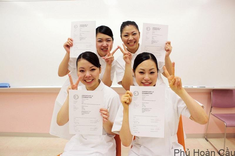 Du học nghề Spa tại Hàn mang đến nhiều lợi ích ưu việt