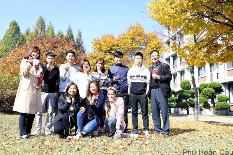 Độ tuổi du học Hàn Quốc theo quy định là bao nhiêu?