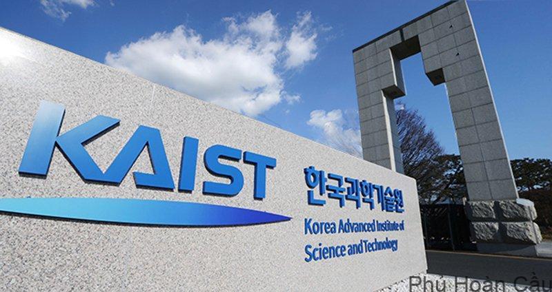 Đại học KAIST là một trong những trường uy tín nhất Hàn Quốc