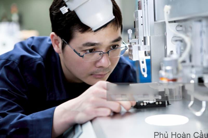 Du học Hàn Quốc nghề điện tử