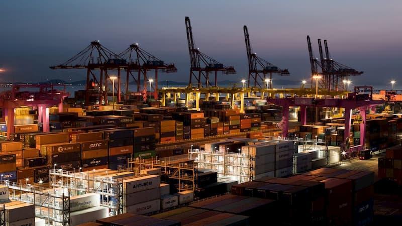 Hàn Quốc có 60 cảng biển lớn nhỏ