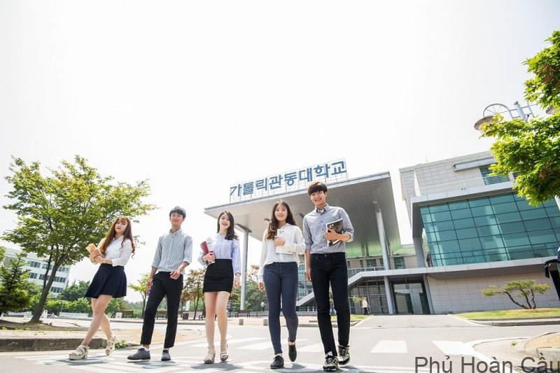 Hồ sơ du học Hàn Quốc là bước đầu tiên để có thể xin visa sang Hàn.