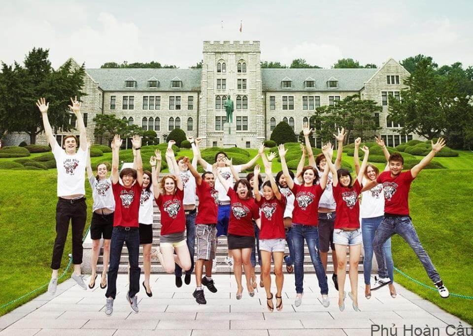 Sở hữu học bổng trường Đại học Seoul với Học bổng Toàn Cầu