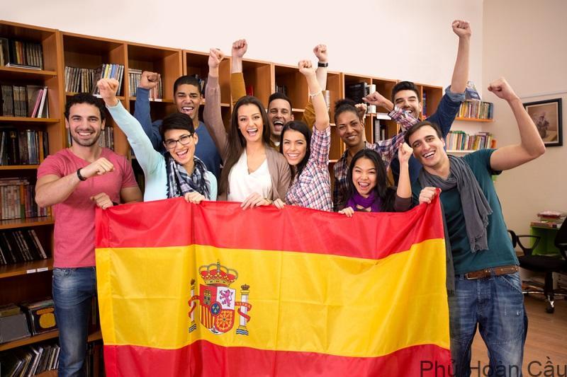 học bổng du học Tây Ban Nha