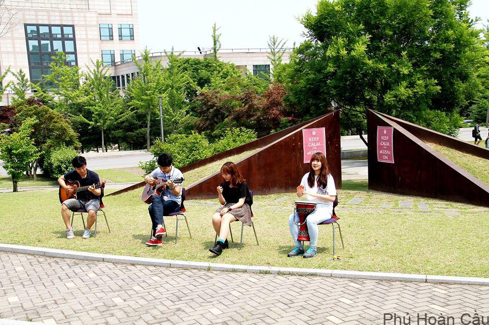 Cơ hội giành học bổng du học Tiếng Anh tại Hàn Quốc khá cao