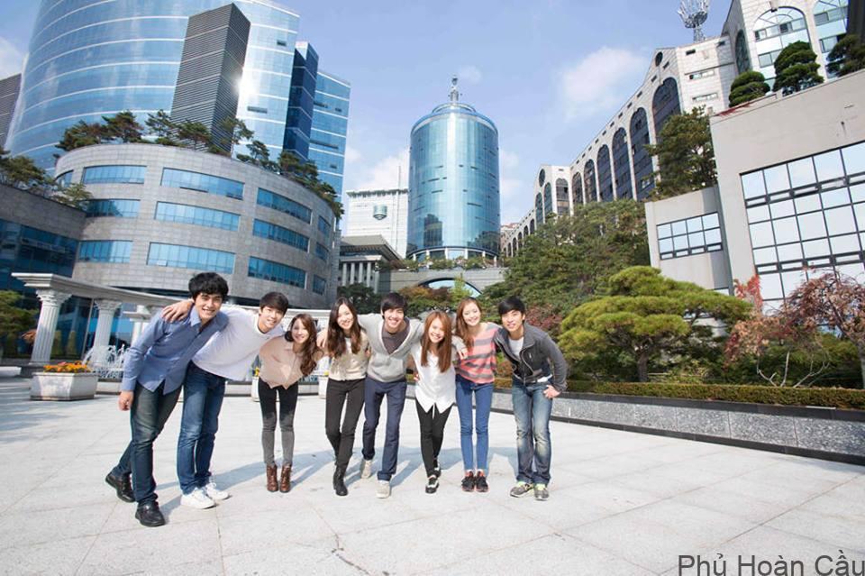 Học đại học ở Hàn Quốc có khó không tùy vào khả năng hòa nhập của bạn với môi trường mới