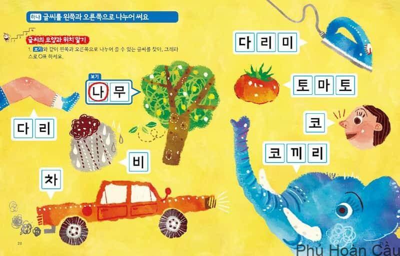 Học tiếng qua các bài hát tiếng Hàn dễ thương dễ học và đơn giản sẽ dễ nhớ hơn