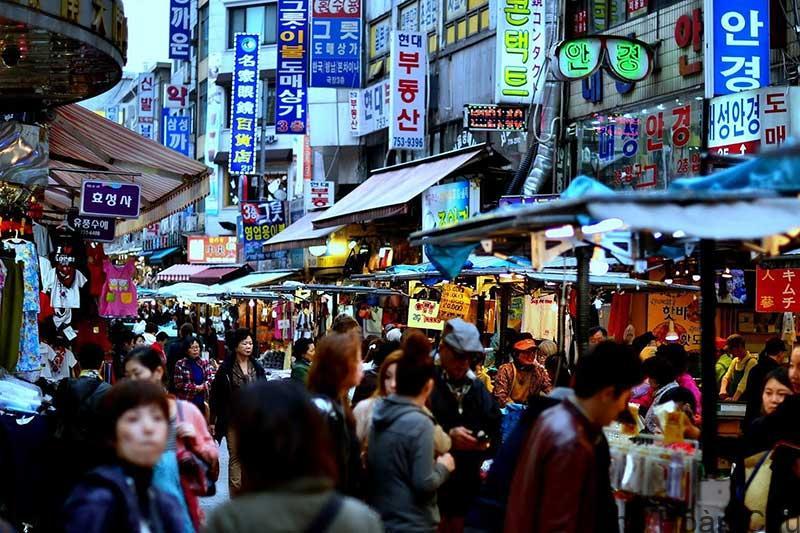Hongdae Hàn Quốc - trung tâm mua sắm lớn nhất nhì Hàn Quốc