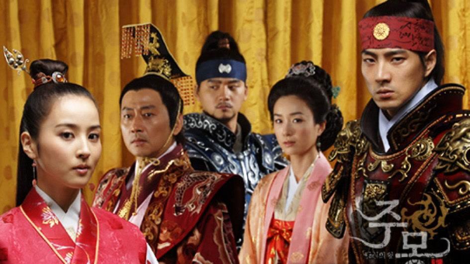 Xem phim truyền thuyết Jumong để biết Jumong là ai