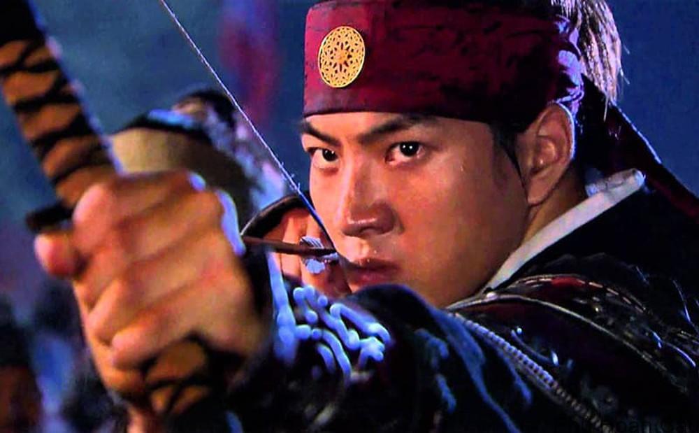 Jumong và hình tượng trên phim
