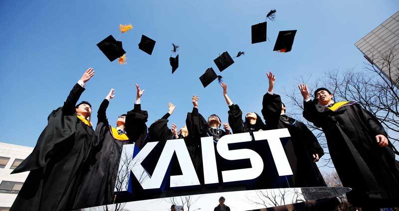 KAIST luôn tạo điều kiện tốt nhất cho các sinh viên theo học