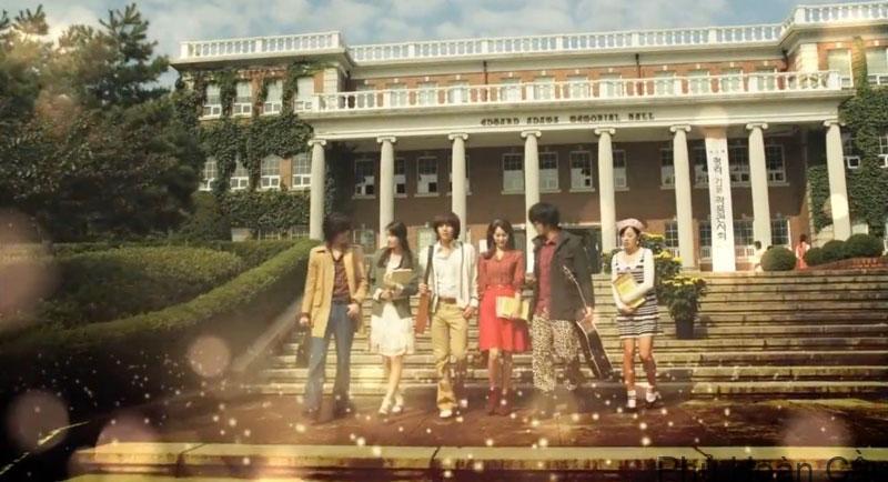 Keimyung là một trong những ngôi trường xuất hiện trong rất nhiều bộ phim điện ảnh
