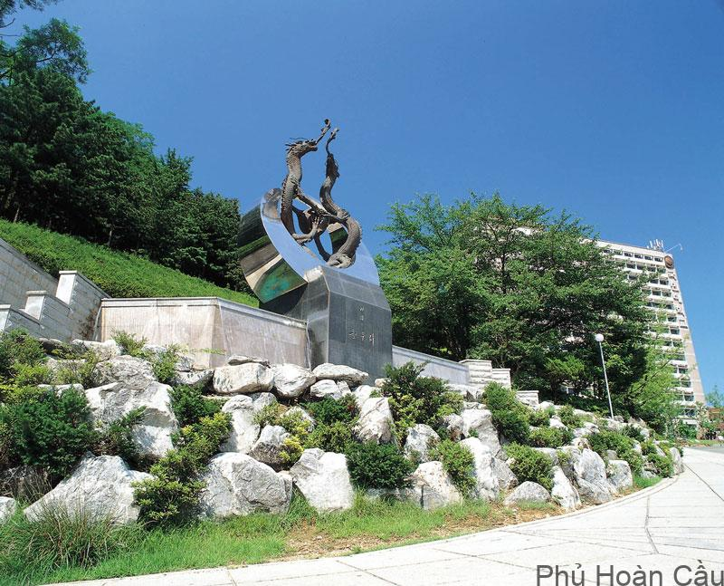 Kookmin là ngôi trường được đánh giá hàng đầu trong việc đào tạo chuyên ngành thiết kế