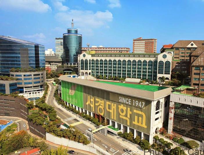 Đại học Seo Kyeong - Trường đào tạo mỹ thuật hàng đầu Hàn Quốc cùng hệ thống ký túc xá hiện đại