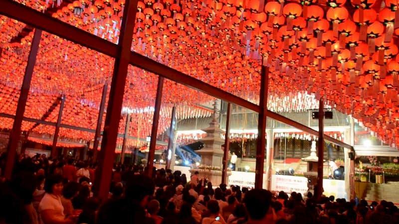Lễ hội Phật Đản Hàn Quốc