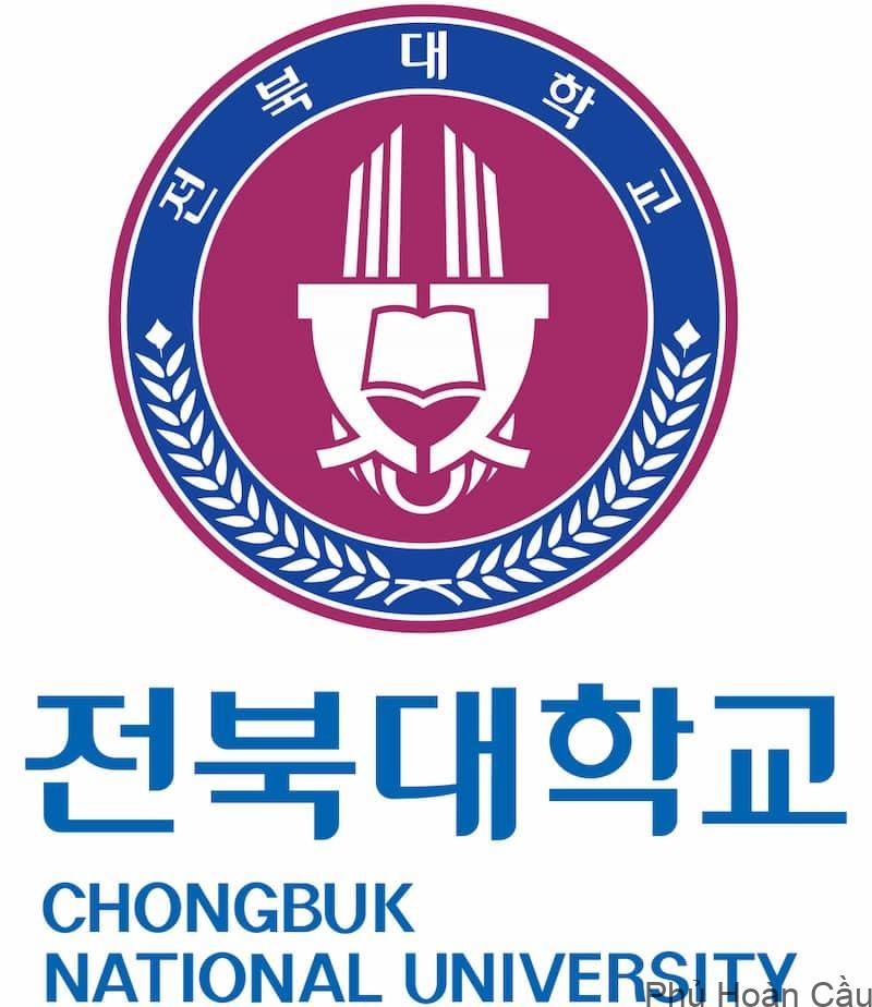 Logo đại học Chonbuk Hàn Quốc