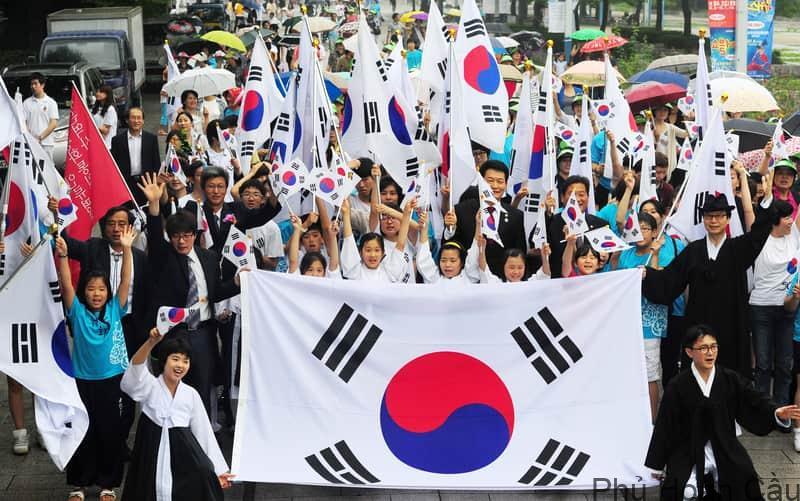Ngày quốc khánh Hàn Quốc