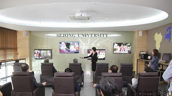 Nhiều học bổng hấp dẫn tại Đại học Sejong