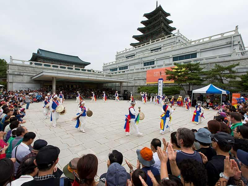Phải tham gia Chuseok festival thì mới cảm nhận được Chuseok là gì
