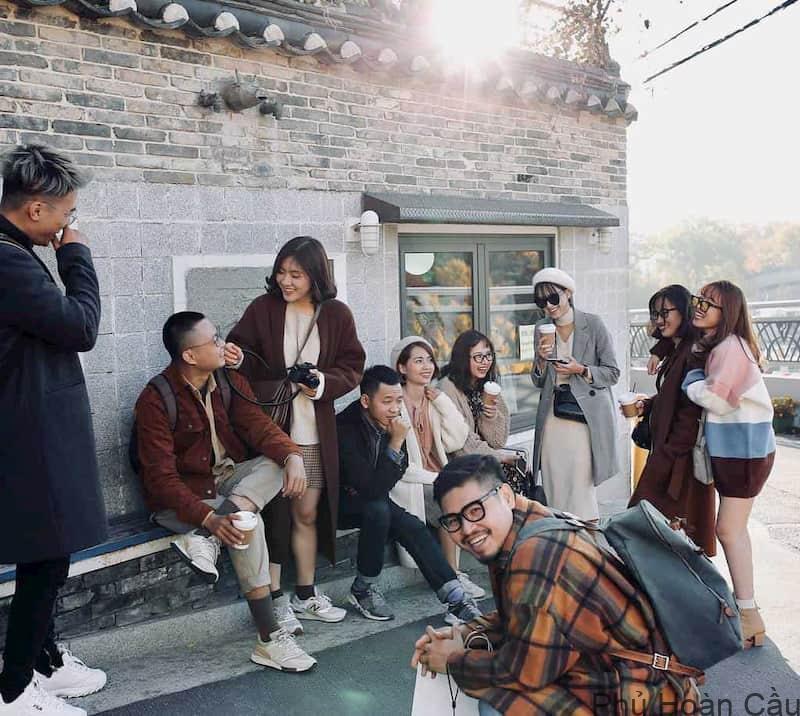 Sang Hàn theo diện du lịch