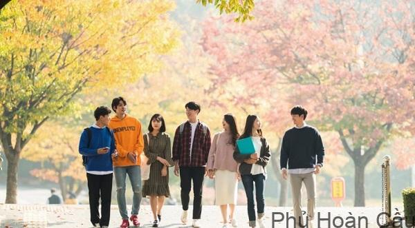Sinh viên Quốc tế lựa chọn Hàn Quốc du học