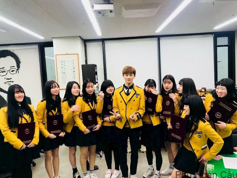 SOPA là một trong các trường cấp 3 ở Seoul dành cho nghệ sĩ