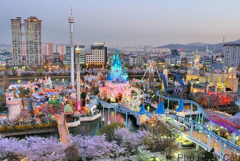 Thông tin chi tiết về tỉnh Gyeonggi Hàn Quốc