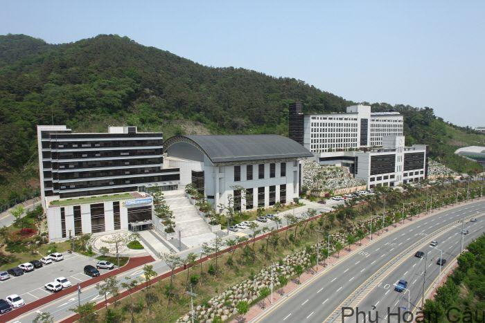 Học phí tại Honam University tùy từng chuyên ngành sẽ có mức phí khác nhau