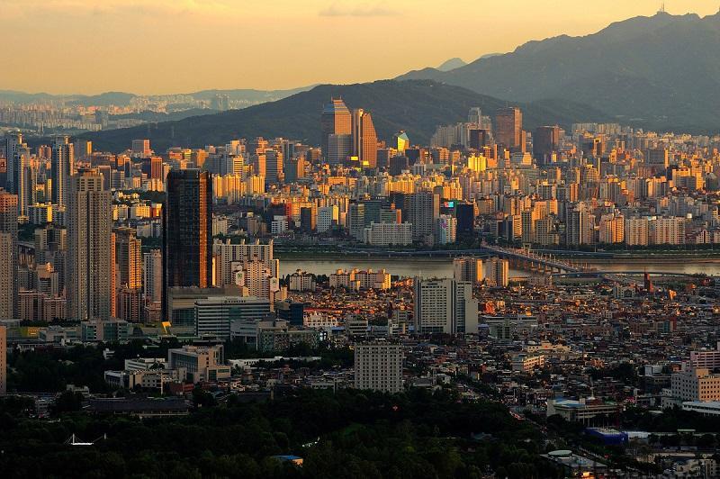 Gwangju là thành phố lớn thứ 6 tại Hàn Quốc