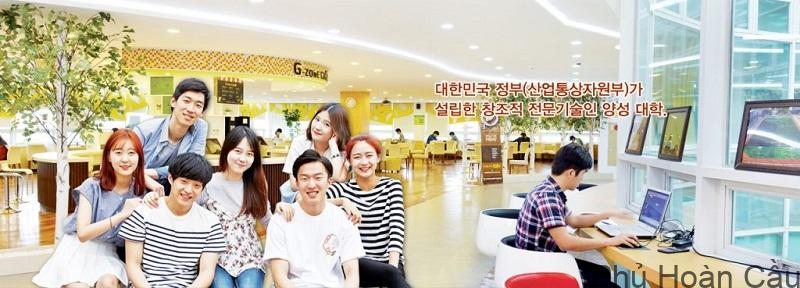 trung tâm du học nghề Hàn Quốc uy tín