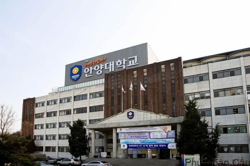 Trường Anyang Hàn Quốc (Anyang University)
