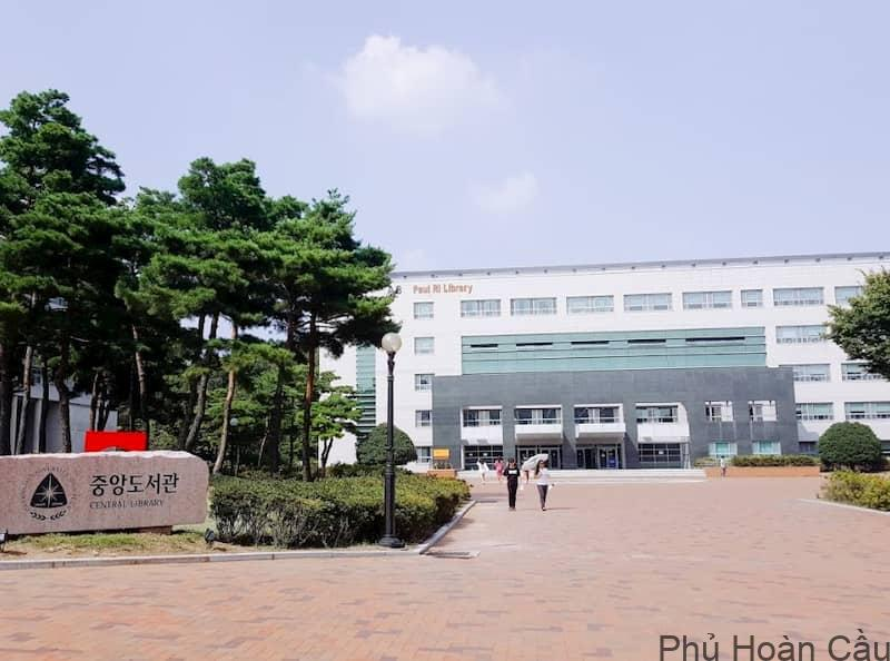 Trường Catholic Daegu