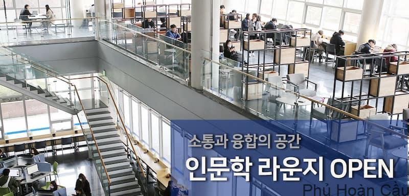 Trường Catholic Hàn Quốc đào tạo đa ngành