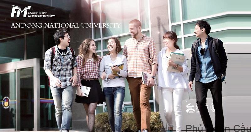 Trường Đại học Andong Hàn Quốc