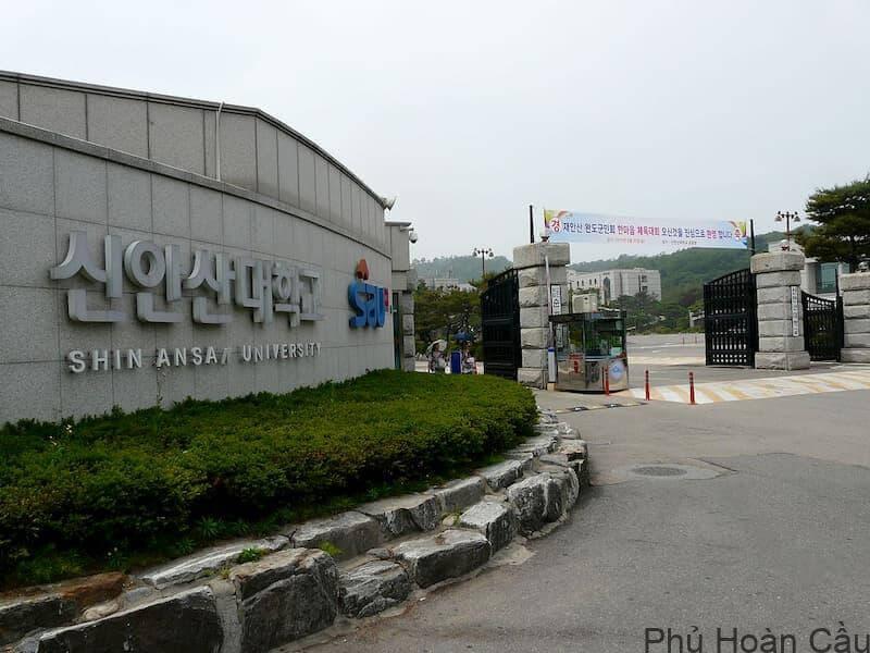 Trường đại học Ansan Hàn Quốc (Ansan University)
