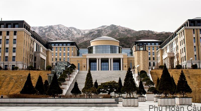 Trường đại học Pusan