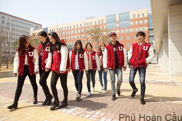 Trường Đại học Quốc gia Incheon Hàn Quốc được nhiều sinh viên lựa chọn