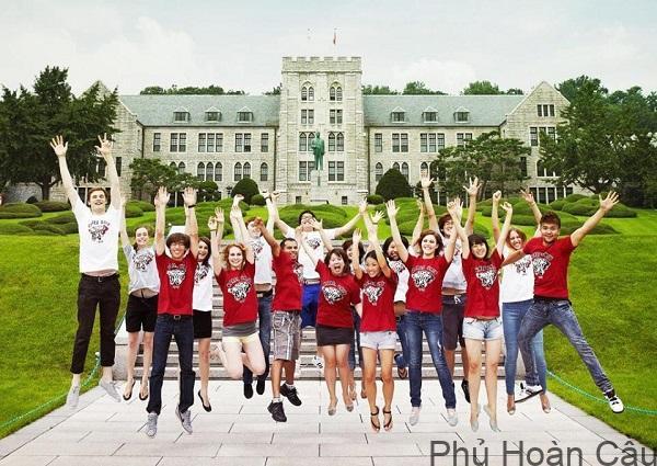 Trường Đại học Sejong - điểm đến lý tưởng của sinh viên quốc tế