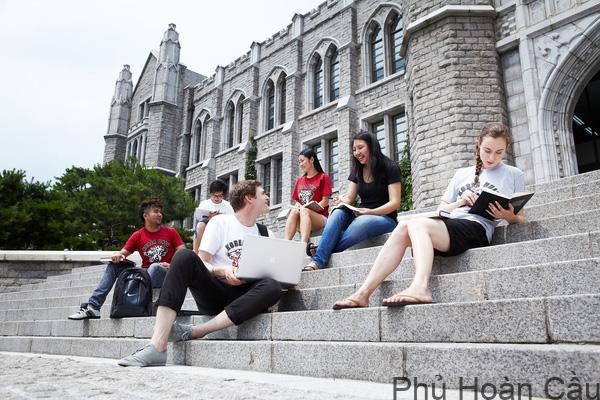 Trường Đại học Seoultech thu hút sinh viên quốc tế