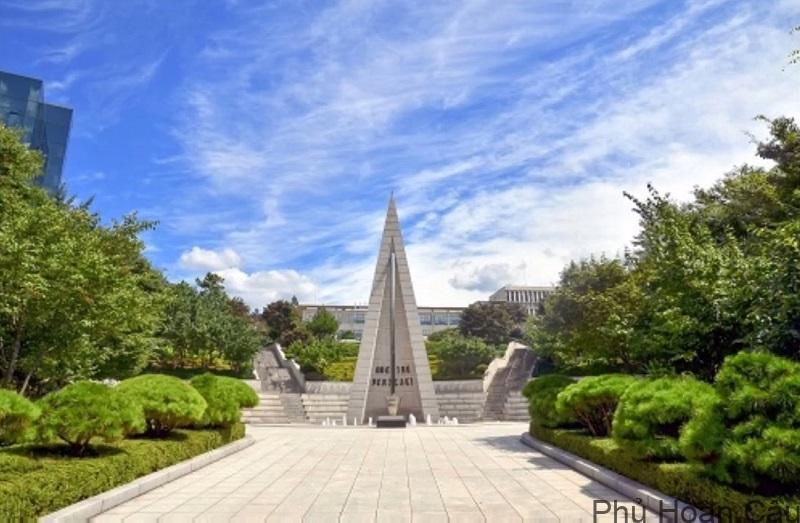 Trường Đại học Sogang Hàn Quốc