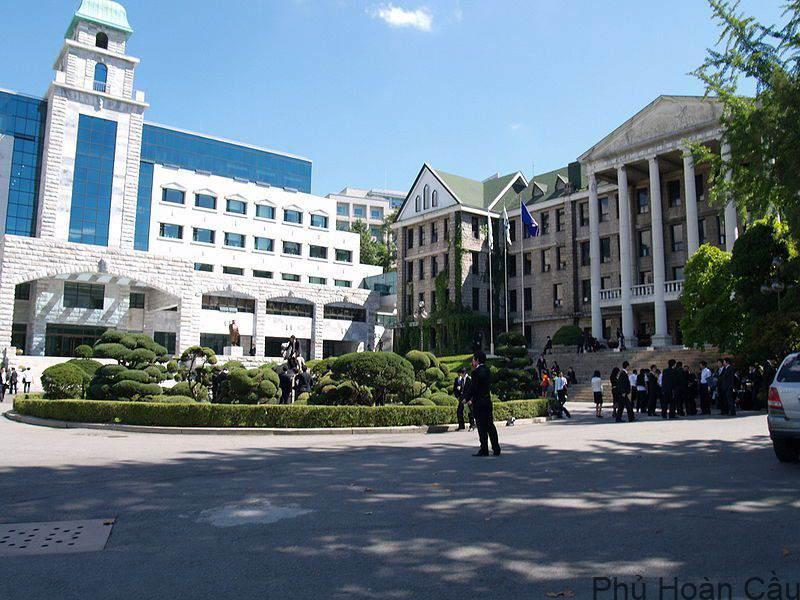 Tại Hàn Quốc hiện nay có nhiều trường đào tạo mỹ phẩm uy tín chất lượng