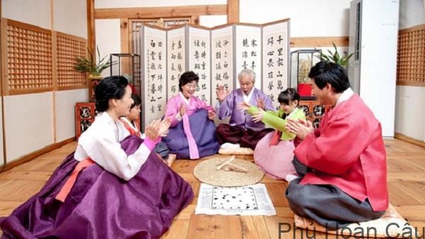 Yutnori mang đậm nét truyền thống văn hoá xứ Hàn